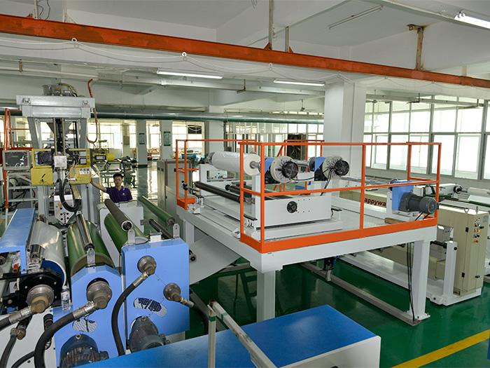 广州好印-产品生产车间